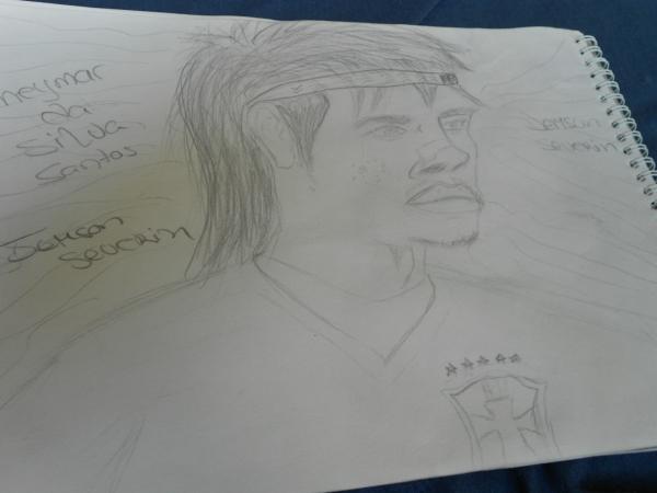 Neymar da Silva Santos Júnior par jemsbob